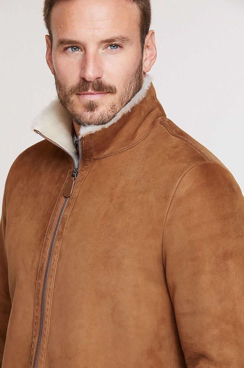 Austin Spanish Sheepskin Jacket