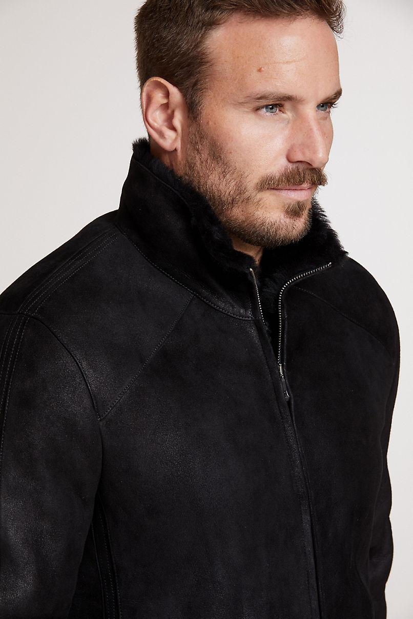 Samson Shearling Sheepskin Jacket