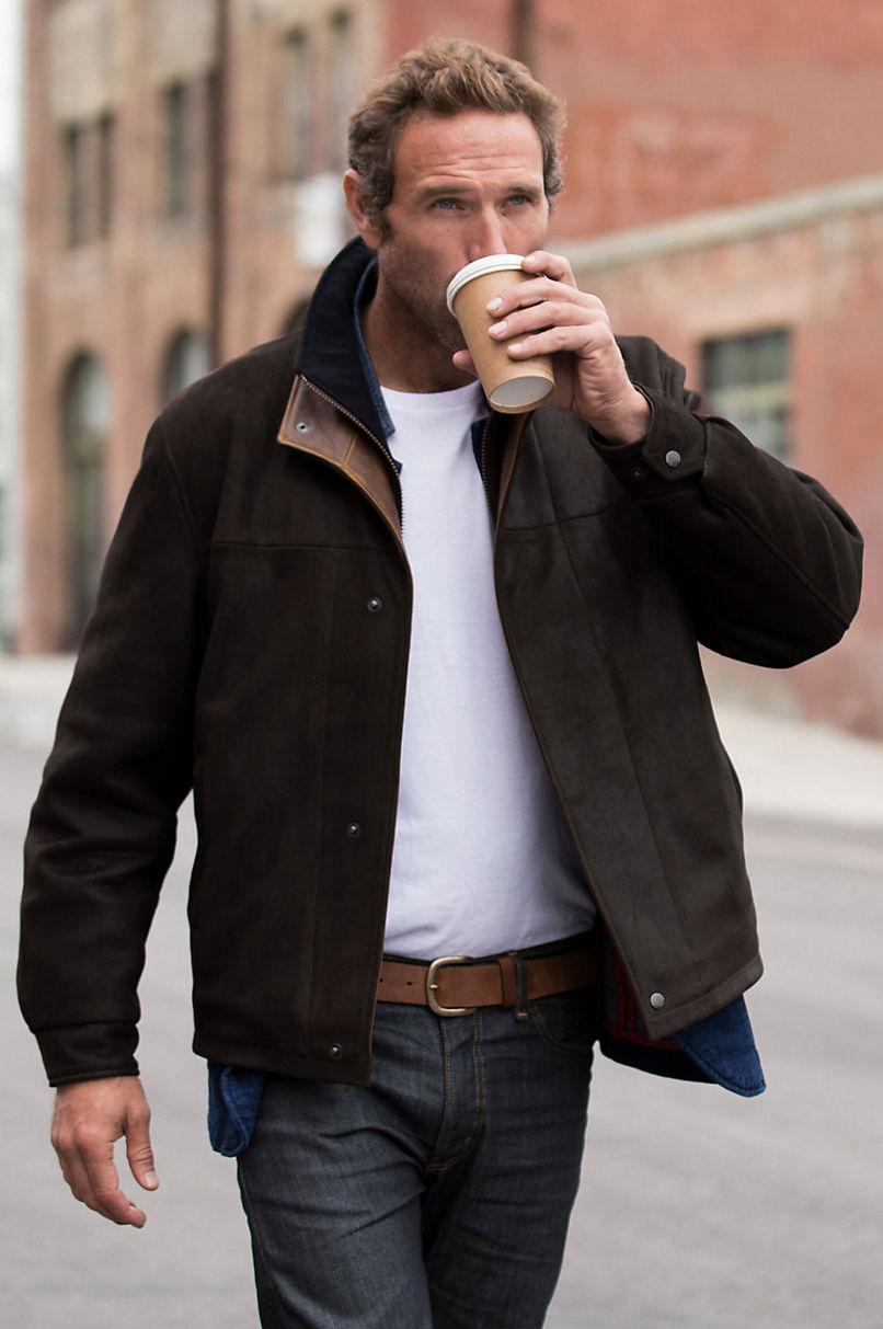 Romano Leather Jacket