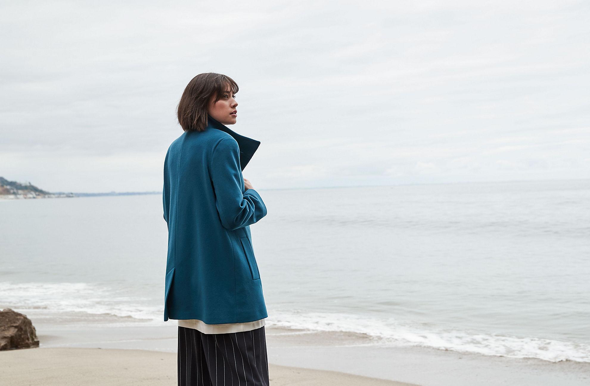 Petra Wool Coat