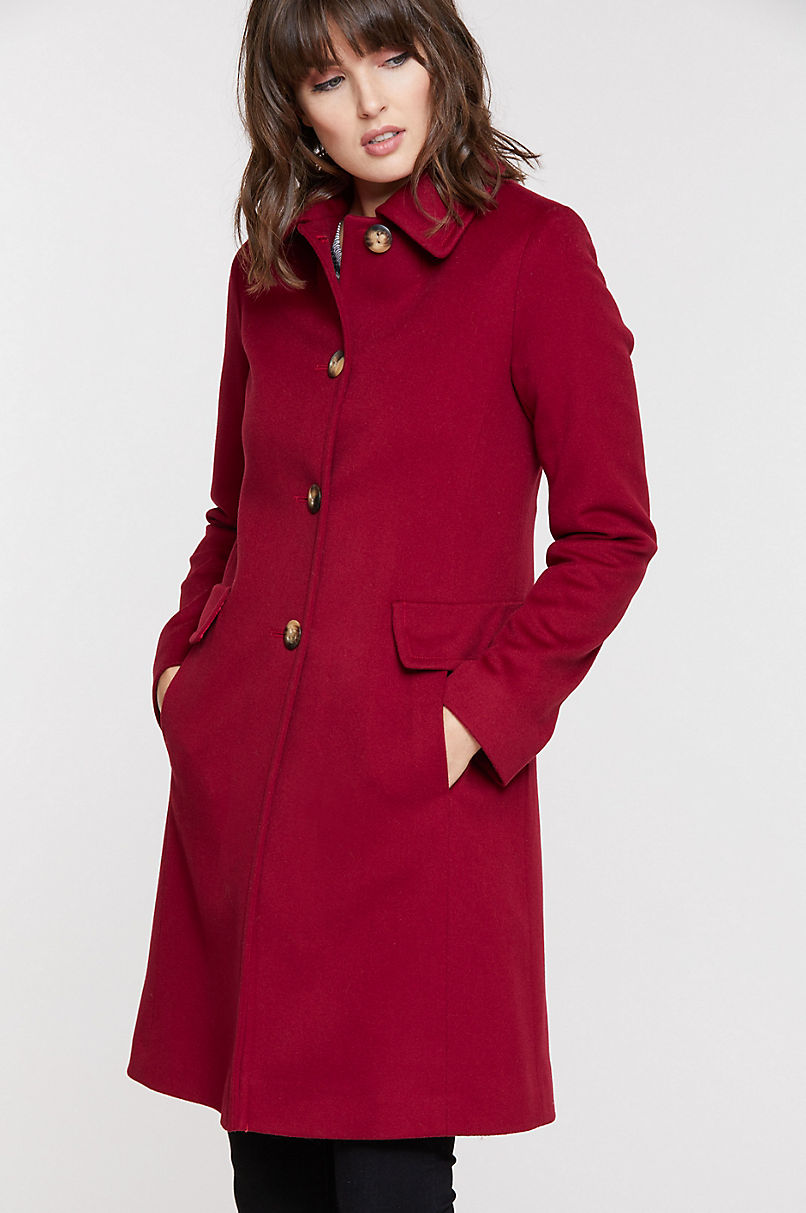 Paige Loro Piana Wool Coat