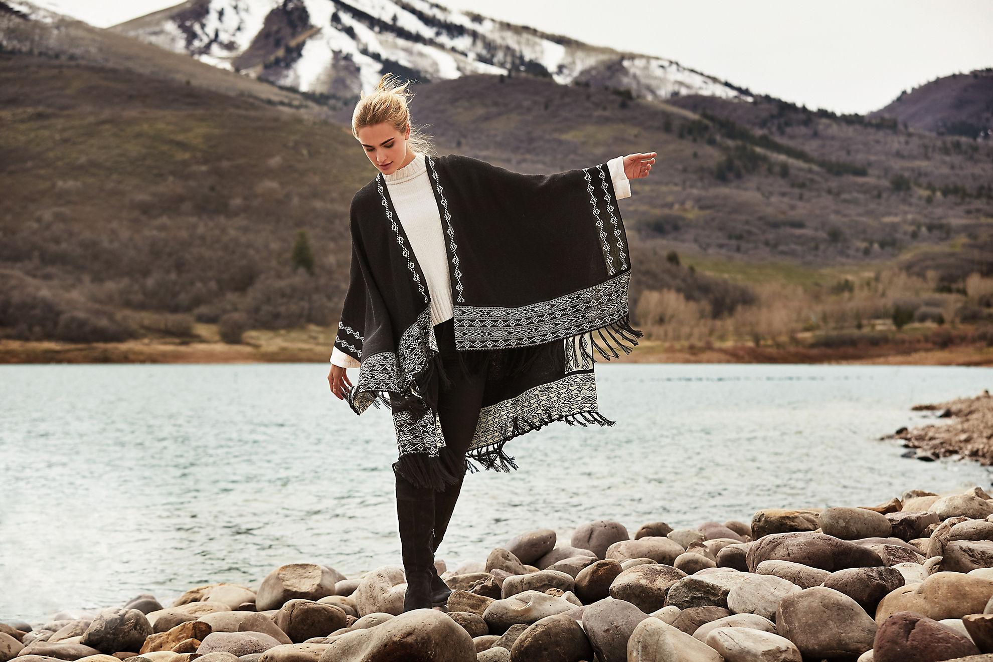 Shessira Peruvian Baby Alpaca Wool Wrap