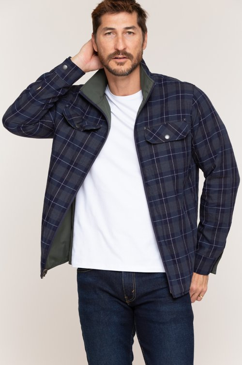 Franco Reversible Jacket
