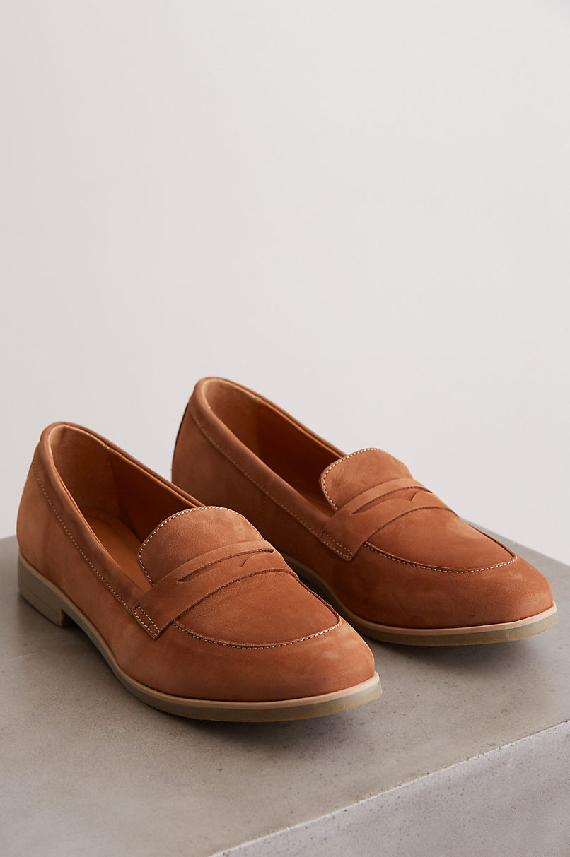 Women's Gina Suede Loafers