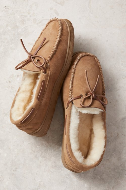59bf5721ef6 Men's Sheepskin Slippers | Overland