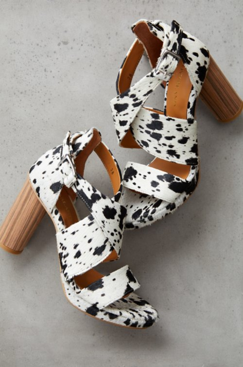 Women's Viviana Cowhide Leather Sandals