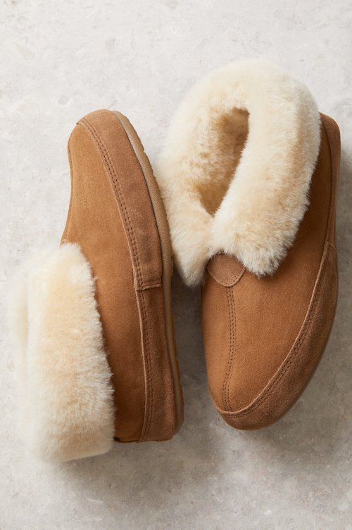 Women's Emma Classic Australian Merino Sheepskin Slippers