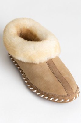 Women's Overland London Australian Merino Sheepskin Slippers