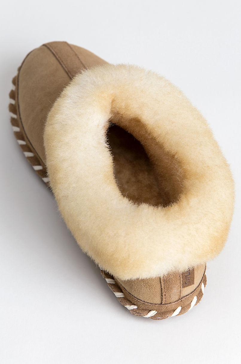 Women's London Australian Merino Sheepskin Slippers
