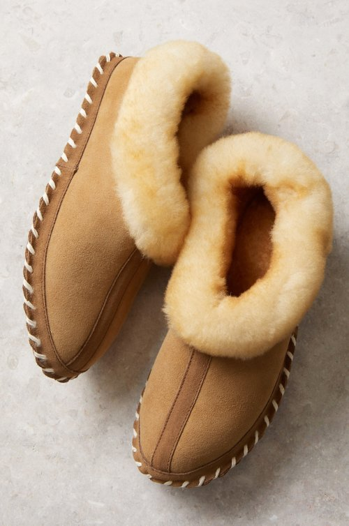 Women's London Australian Merino Sheepskin Slippers