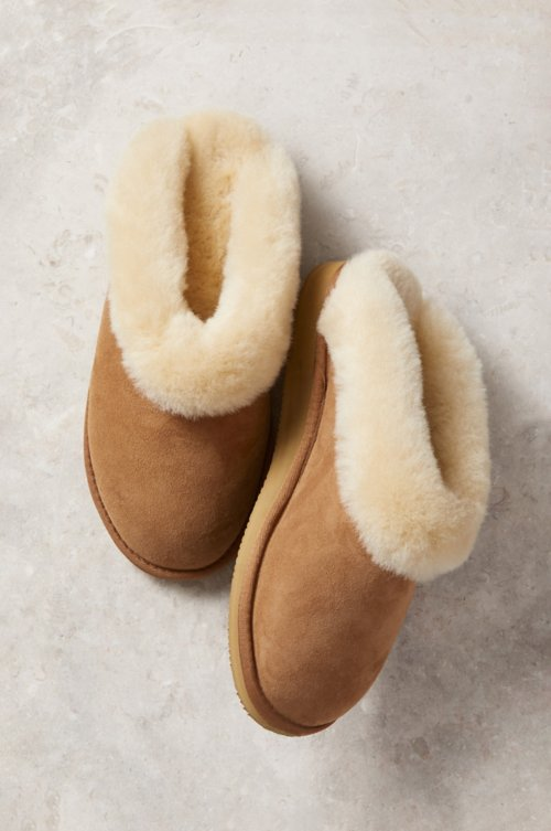 248b1c75177 Women's Sheepskin Slippers | Overland