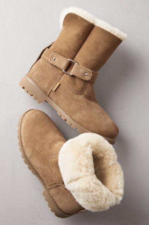 Women's Lauren Australian Merino Sheepskin Boots