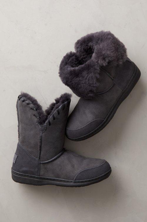 Women's Lindsey Australian Merino Sheepskin Slipper Boots