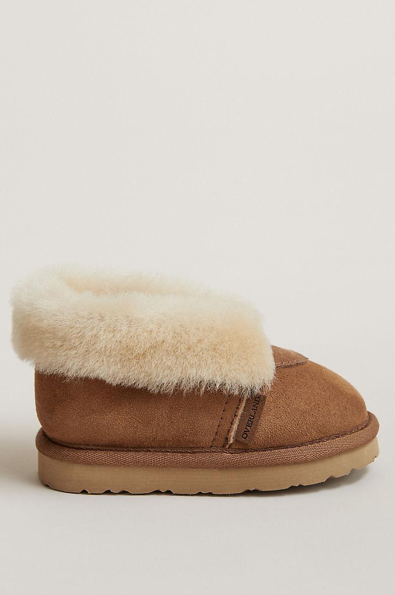 Children's Classic Australian Merino Sheepskin Slippers