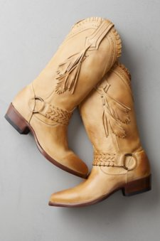 Women's Cora Handcrafted Leather Cowboy Boots
