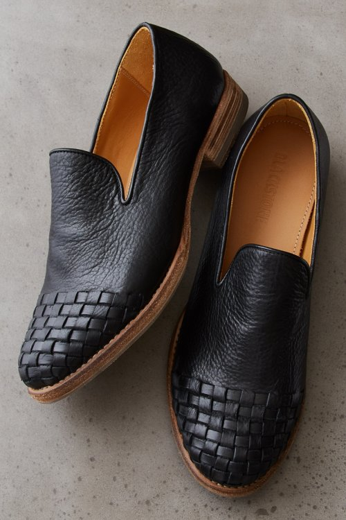 Women's Blackstone HL58 Calfskin Leather Loafers