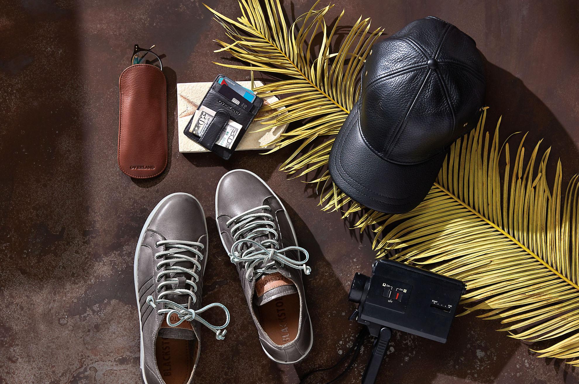 Men's Blackstone JM11 Leather Shoes