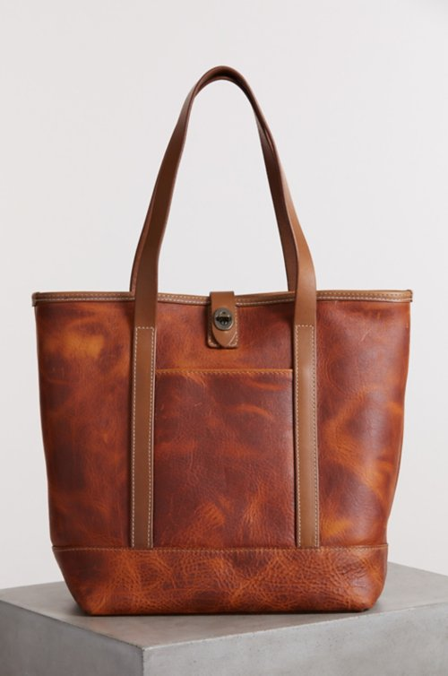 Sedona Vintage Horween Leather Tote Bag