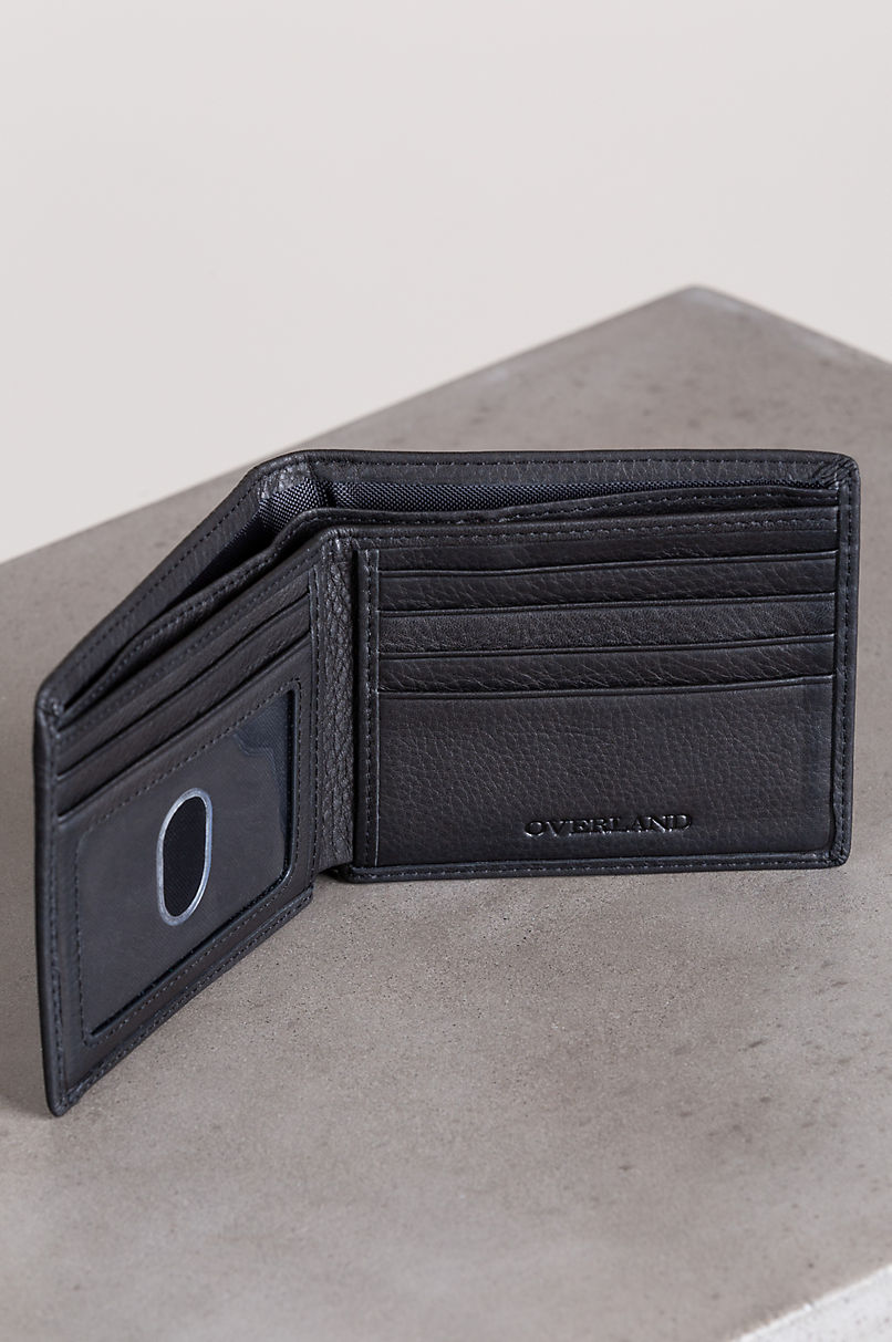 Thinfold Leather Billfold Wallet