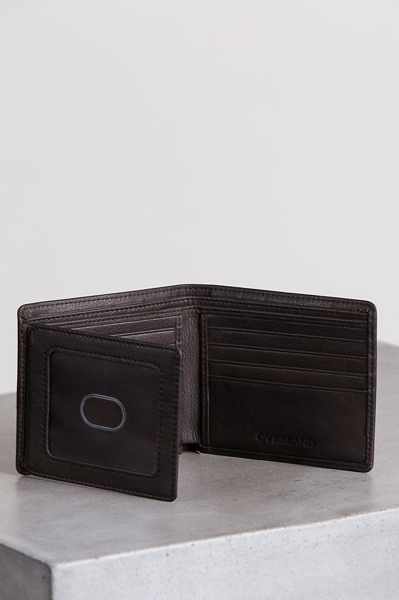 Flipper Leather Billfold Wallet