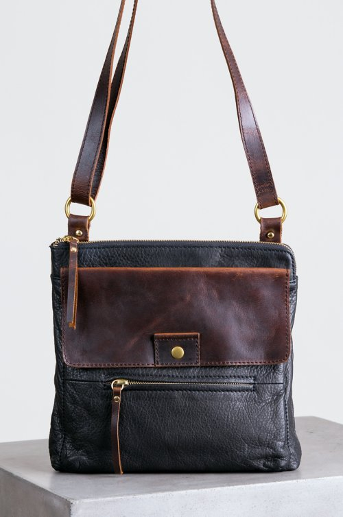 Roma Argentine Leather Crossbody Bag