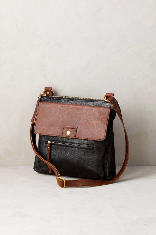 Roma Argentine Leather Crossbody Bag