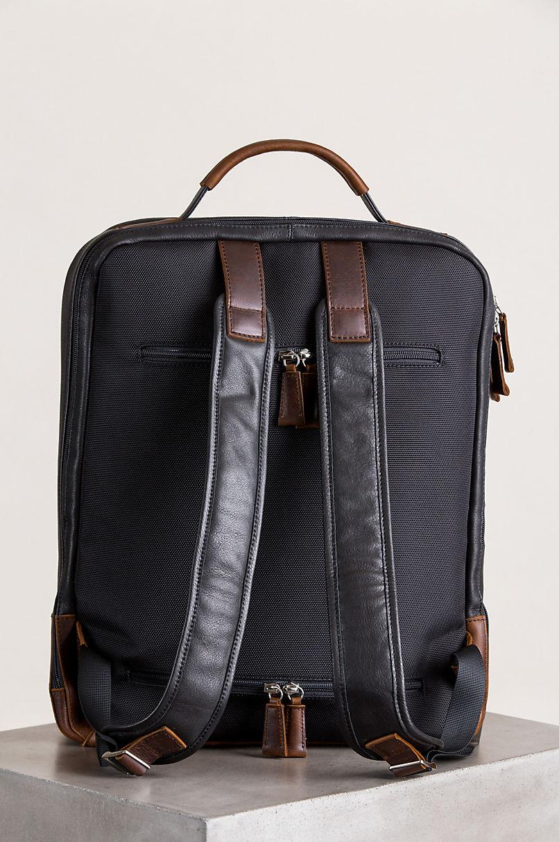 Princeton Argentine Leather Backpack