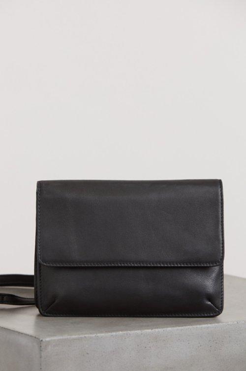 Florence Argentine Leather Crossbody Shoulder Bag Pocket Purse