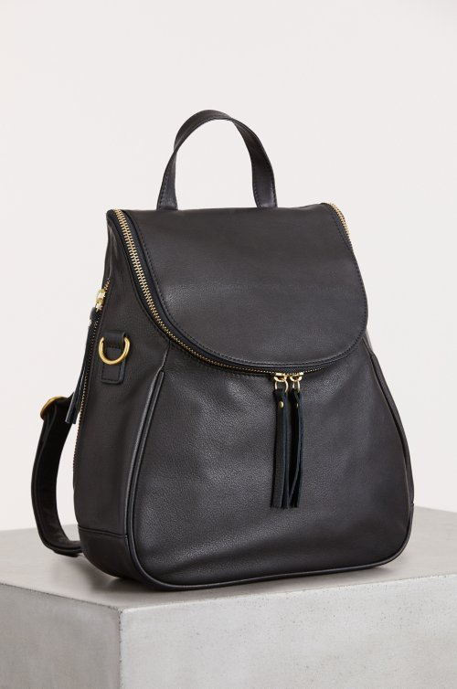 Florence Argentine Leather Small Backpack Purse