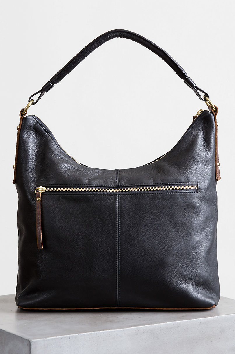 Roma Argentine Leather Crossbody Shoulder Bag