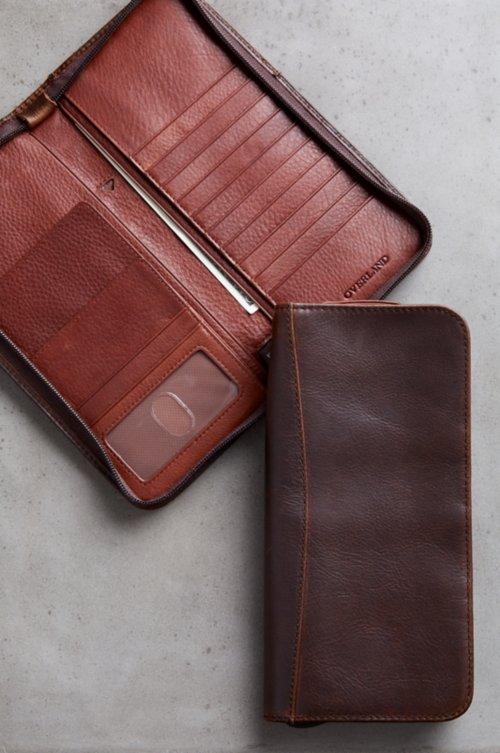 Argentine Leather Passport Wallet