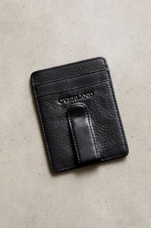 Argentine Leather Money Clip Wallet