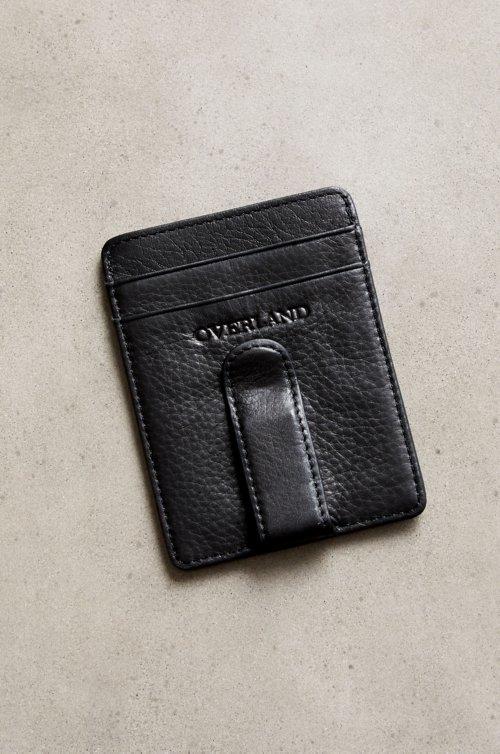 Argentine Leather Money Clip Wallet