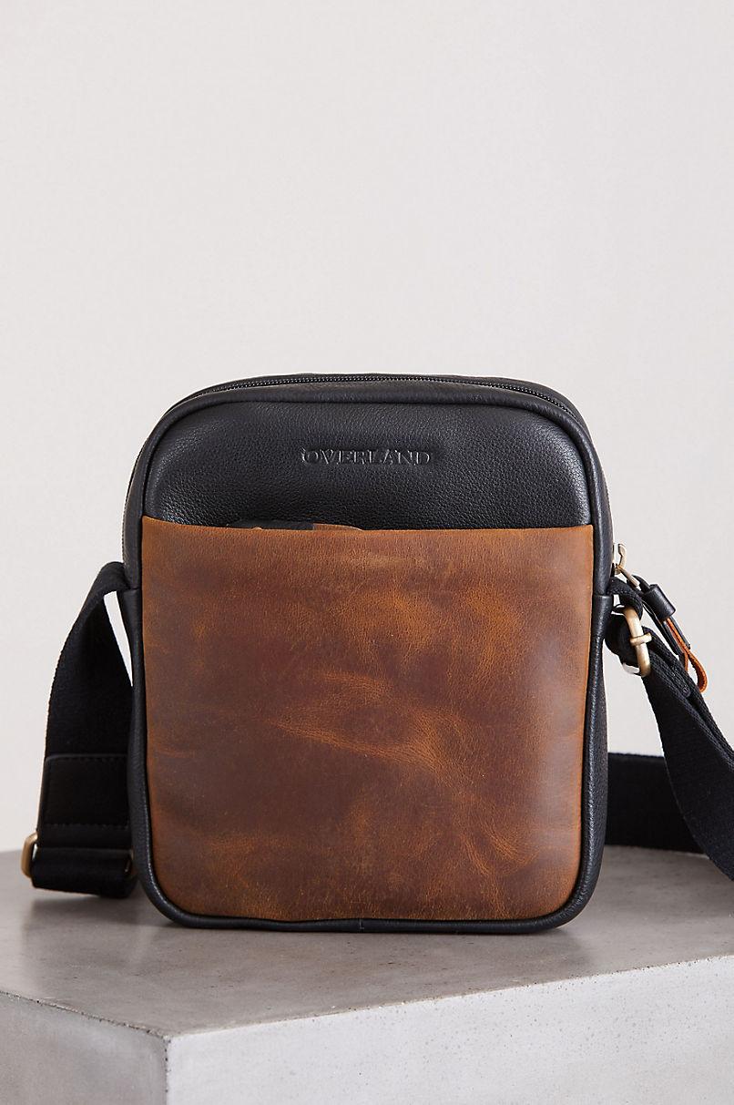 Tahoe Leather Crossbody Bag