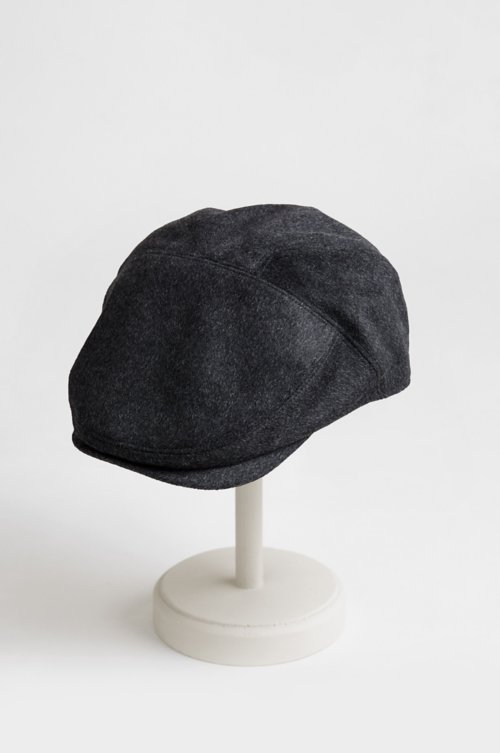 Abbott Wool and Cashmere Ivy Cap