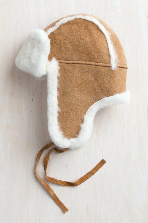 Australian Merino Sheepskin Trapper Hat