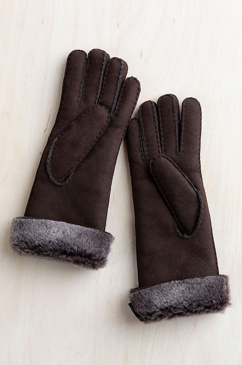 Women's Linden Long Sheepskin Gloves