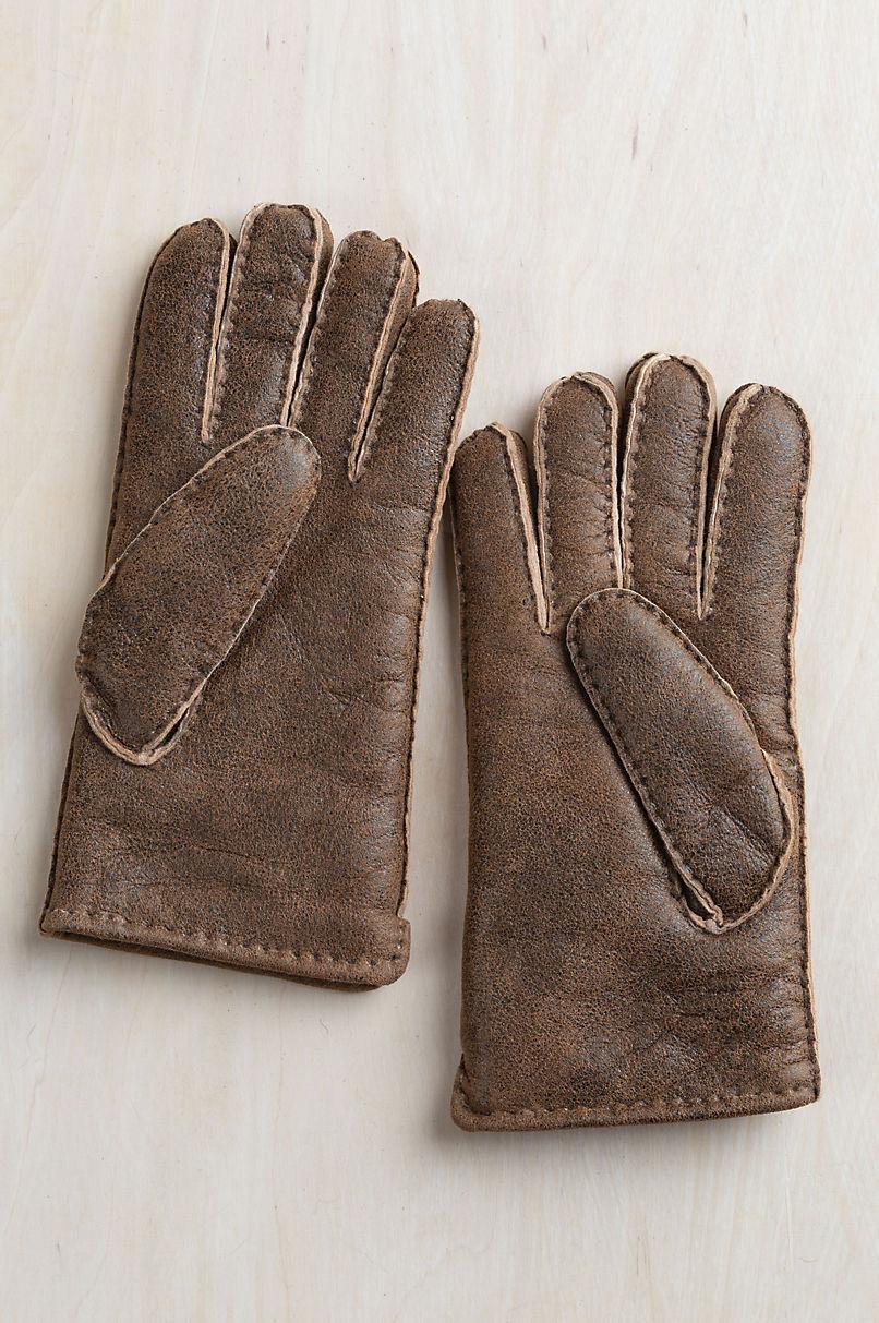 Men's Dogwood Spanish Sheepskin Gloves
