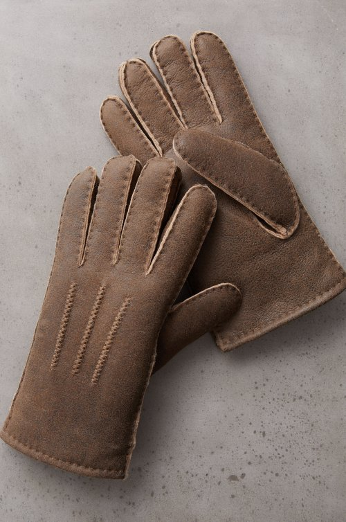 Men's Dogwood Spanish Sheepskin Gloves