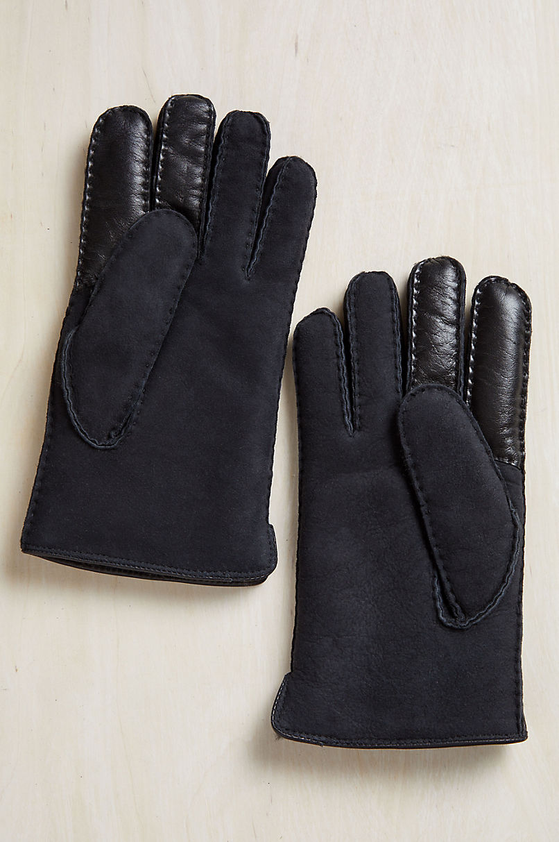 Men's Thuja Spanish Sheepskin Gloves