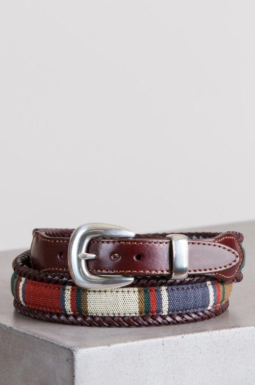 Santos Fabric Belt