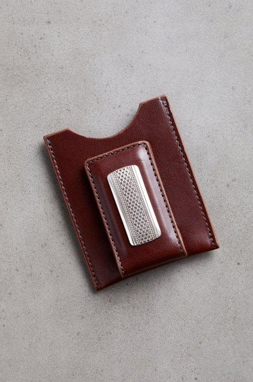 Salina Leather Money Clip