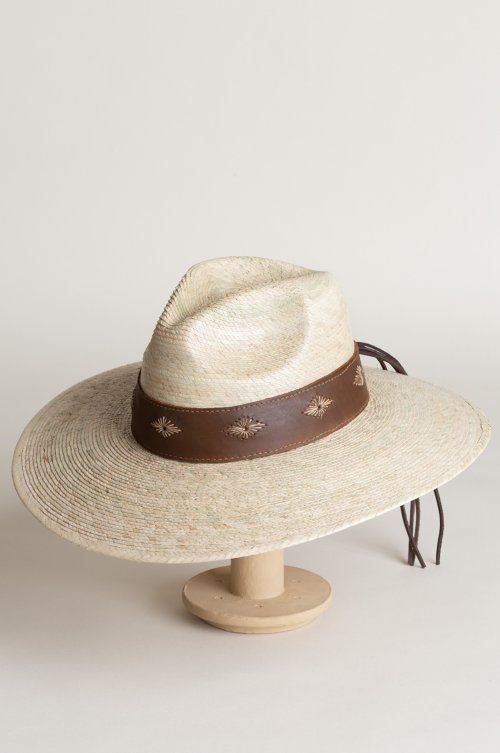 Bianca Palm Fiber Safari Hat