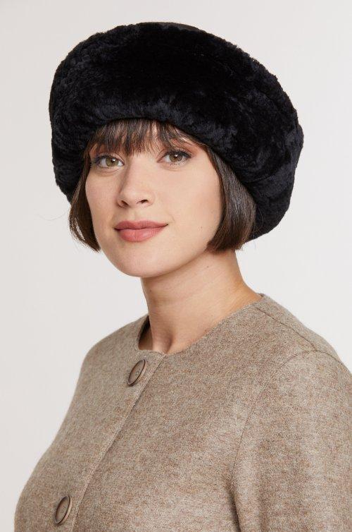 Australian Shearling Cossack Hat