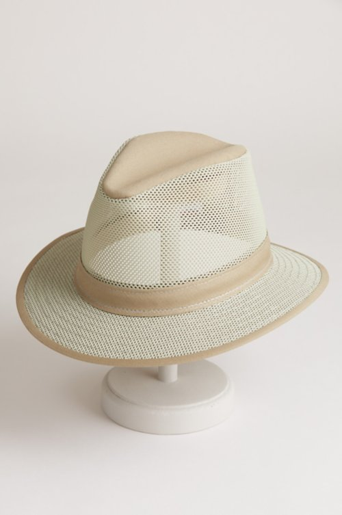 Bayou Crushable Safari Breezer Hat