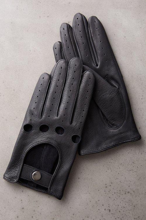 Men's Lawson Deerskin Driving Gloves