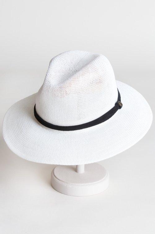 Goorin Bros. Fatima Packable Straw-Blend Fedora Hat