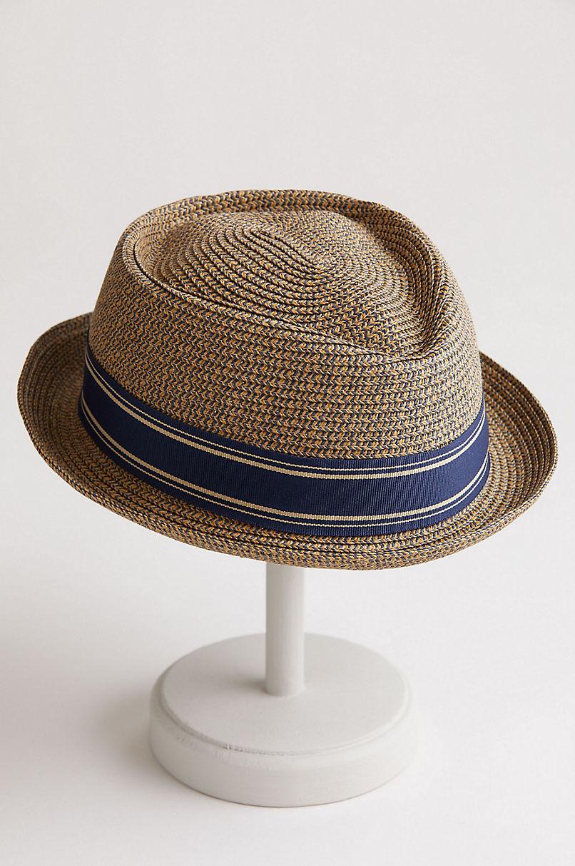 Goorin Bros. Big Boy Kris Straw Fedora Hat
