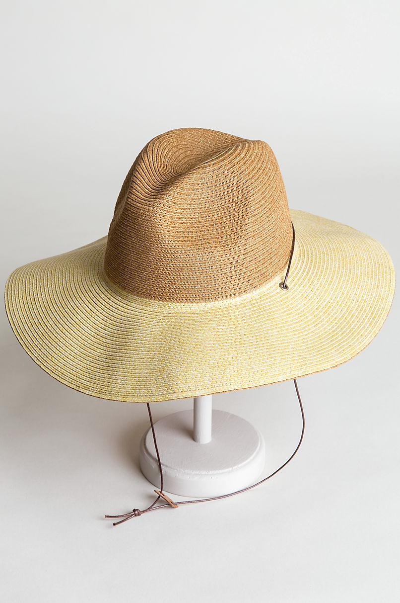 9180768ac Goorin Bros. I'm A Tree Packable Straw Fedora Hat