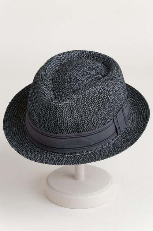 Park It Sisal-Blend Fedora Hat